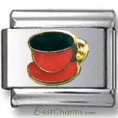 Cup of Coffee Italian Charm