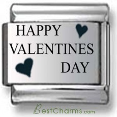 Happy Valentine's Day Charm