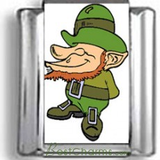 Leprechaun Photo Charm