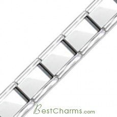 9 mm Polished Starter Bracelet