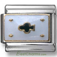 Ace of Clover Italian Charm