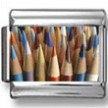 Colored Pencils Photo Charm
