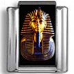 King Tutankhamun Photo Charm