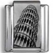 Leaning Tower of Pisa Photo Charm
