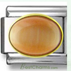 Oval November Citrine Birthstone