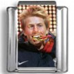 Ted Ligety Olympic Photo Charm